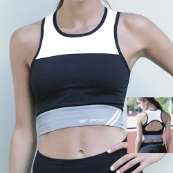 Sujetador deportivo  MARIE CLAIRE Crop top Benefit Gym