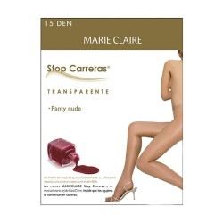 Panty MARIE CLAIRE stop carreras 6 ud.