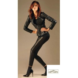 Leggins 35610 OMSA leather
