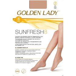 Tobillero verano GOLDEN LADY 20 pares