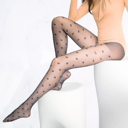 Panty MARIE CLAIRE topos 6 ud.