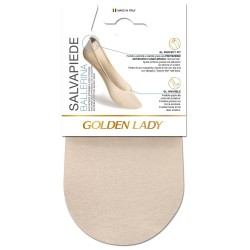 Salvapies bailarina GOLDEN LADY 10 pares