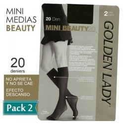 Mini Media GOLDEN LAGY Beauty 12 pares