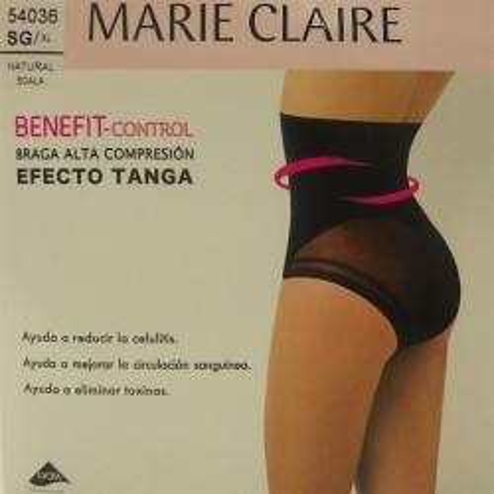 Braga alta BENEFIT CONTROL MARIE CLAIRE