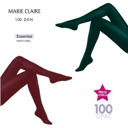 Panty MARIE CLAIRE opac 100 den essential 6 ud.