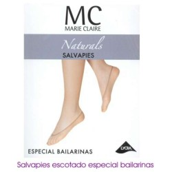 SALVAPIES ESCOTADO BAILARINAS 239 MARIECLAIRE 12 pares