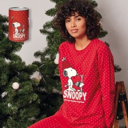 Pijama mujer GISELA SNOOPY always better together